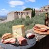 Belvedere Assisi con Panino AssaggiAssisi