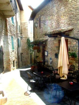 Assisi Ristoranti - Ristorante degli Orti