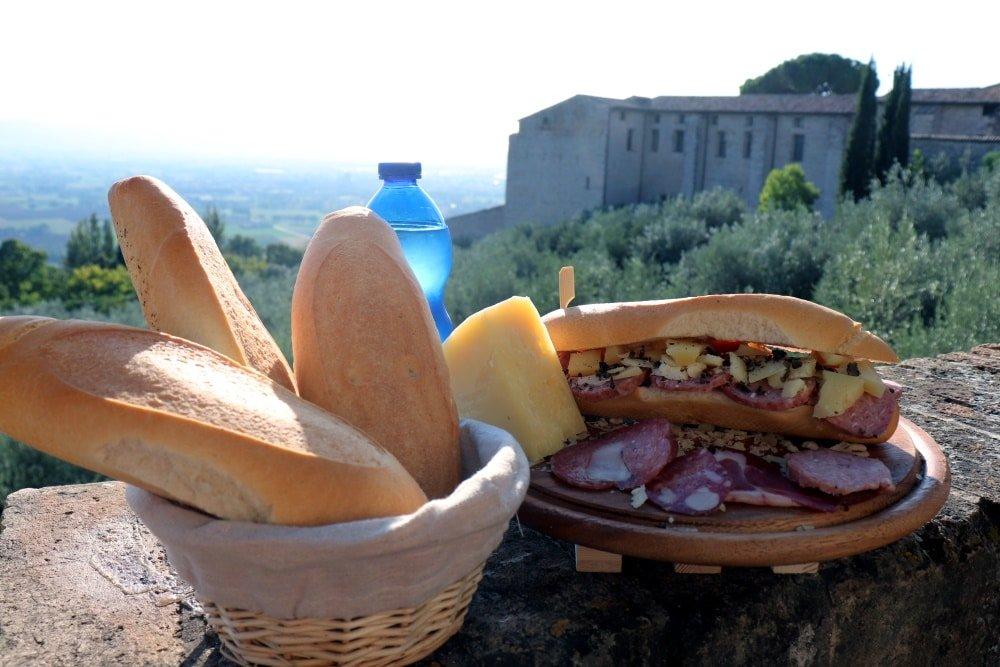 Dove Mangiare a Assisi Spendendo Poco