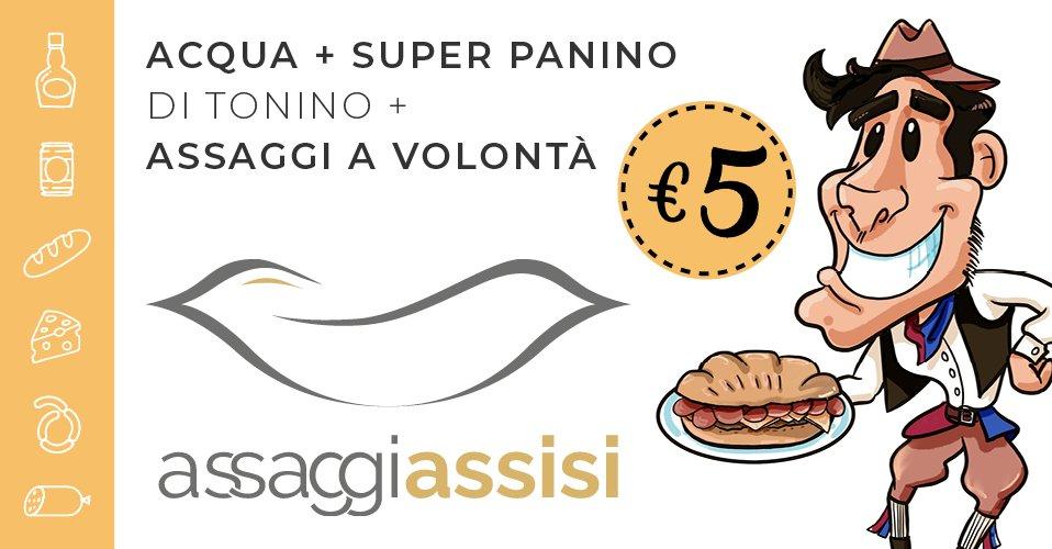 Dove Mangiare Economico ad Assisi